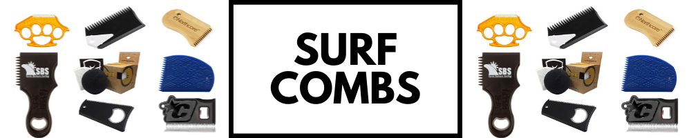 BEST SURF COMBS / WAX COMBS TO BUY