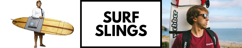 WHAT ARE THE BEST SURF SLINGS, HOW DO I CARRY MY SURFBOARD