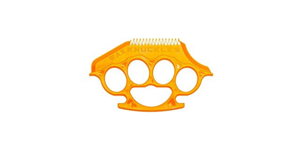 wax knuckles surf comb