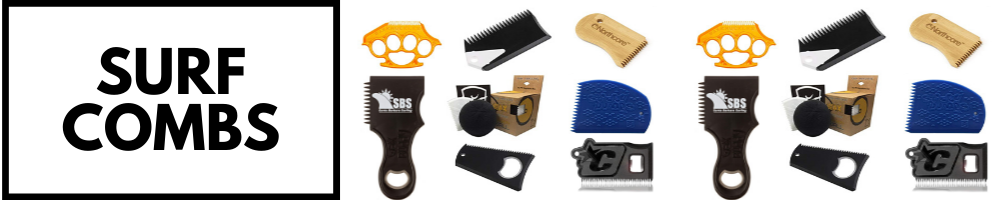 BEST SURF WAX COMBS / WAX COMBS TO BUY