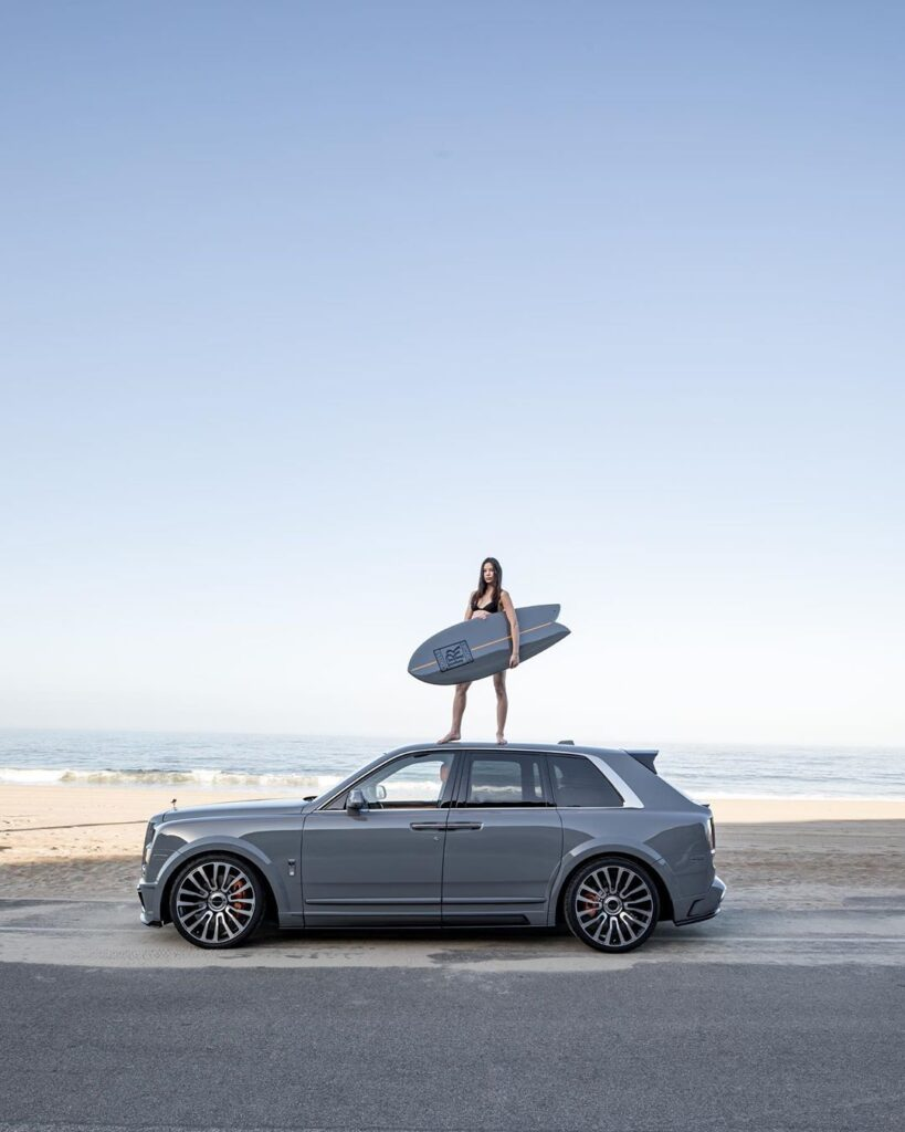 new rolls royce surfboard