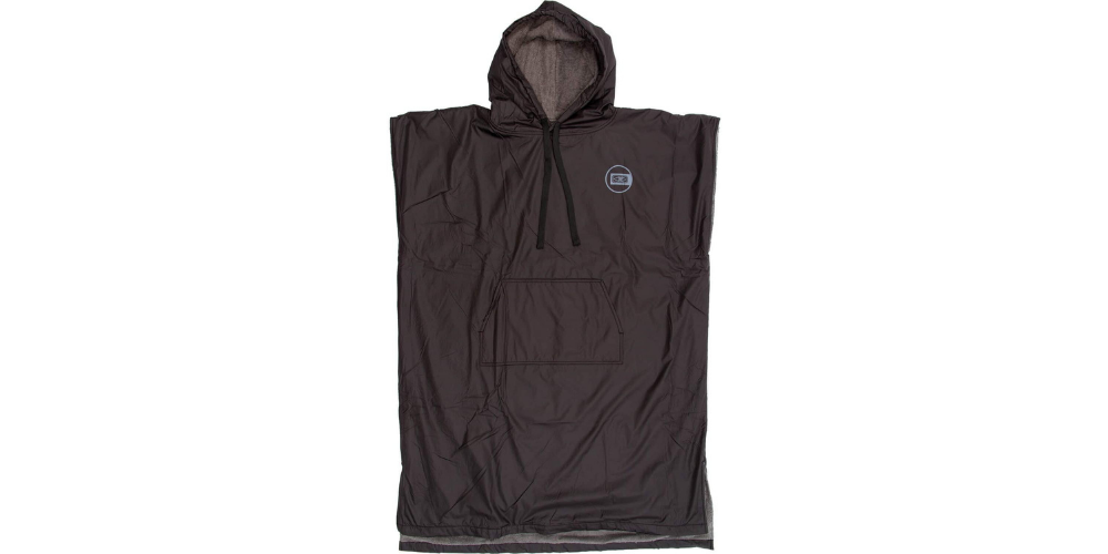 Cold weather poncho waterproof