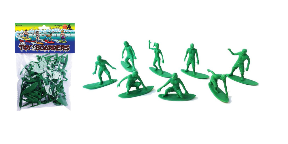 Surfing Action Army Men