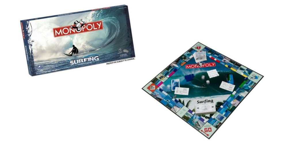 Monopoly Surf Game